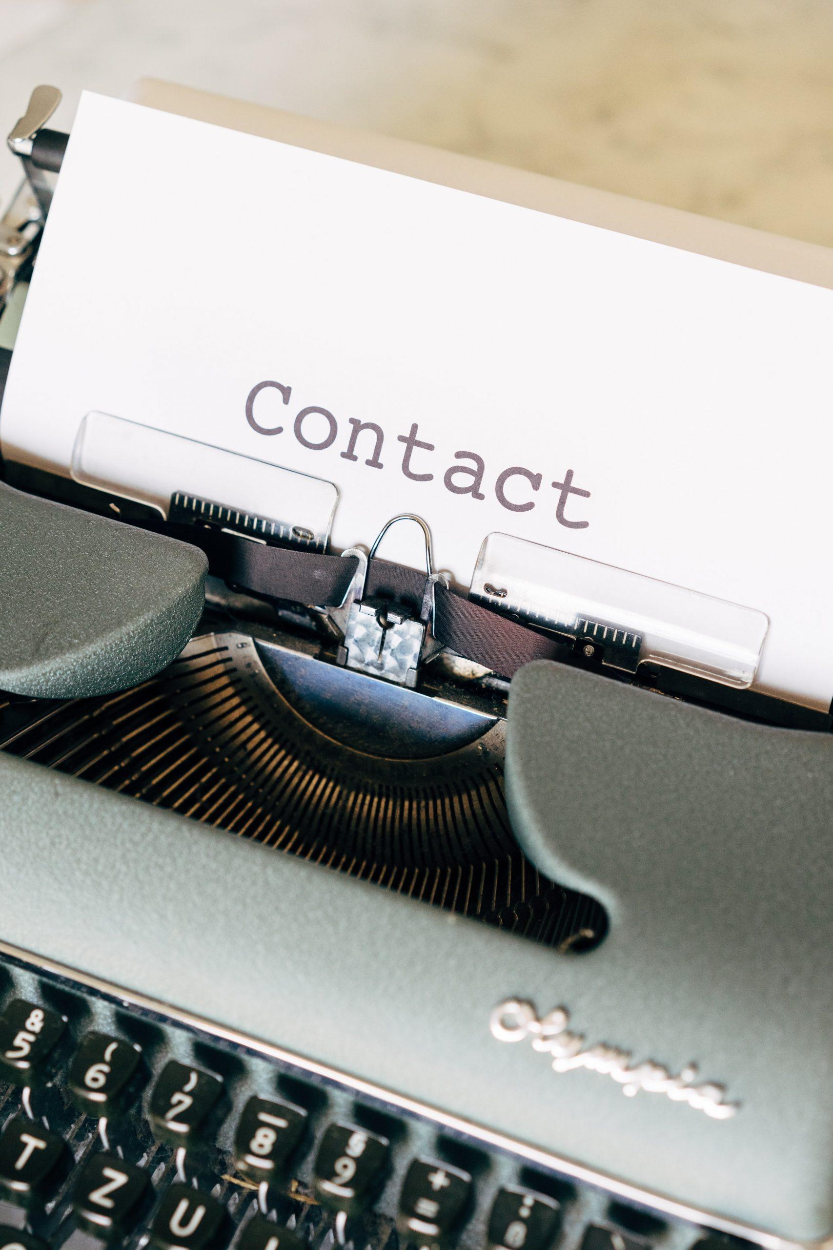 Contact maken met iemand in de gevangenis